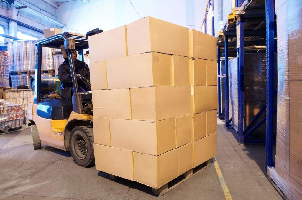 перевозка складов